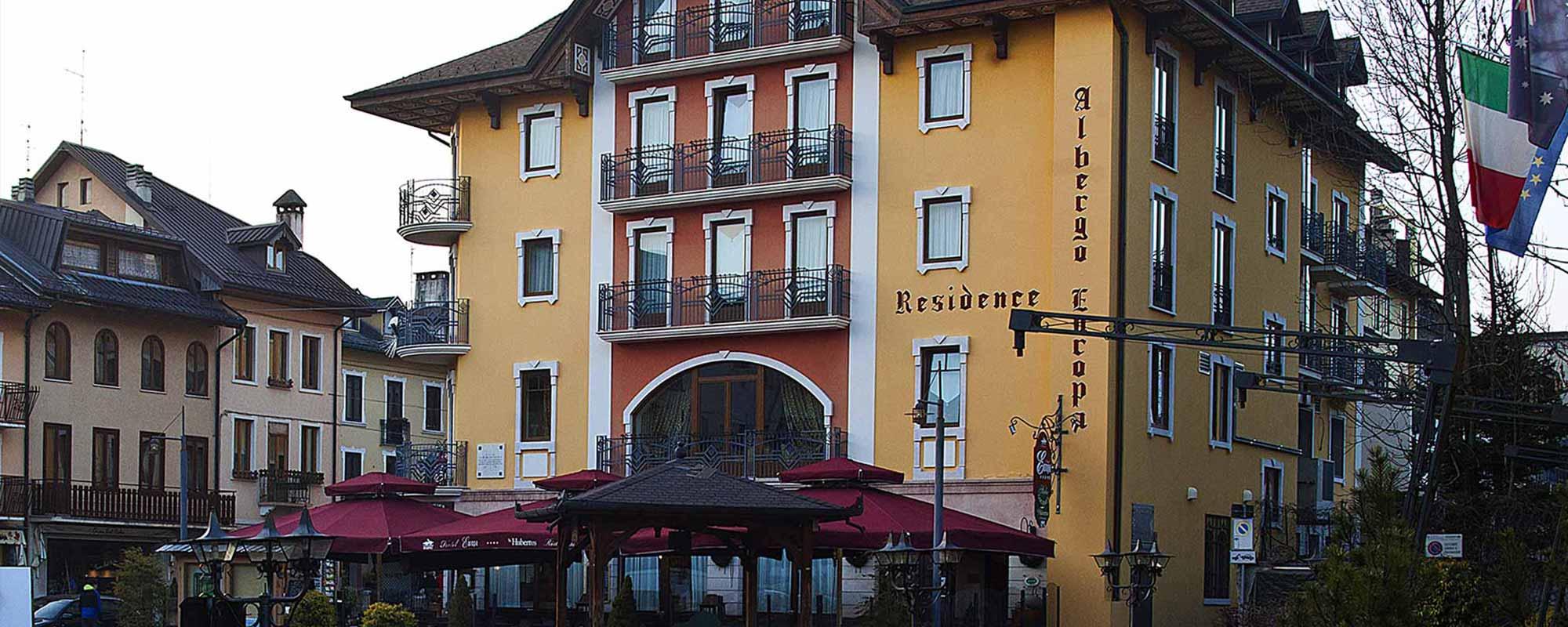 Hotel Europa Residence Asiago 4 Stars Superior Wellness Gourmet